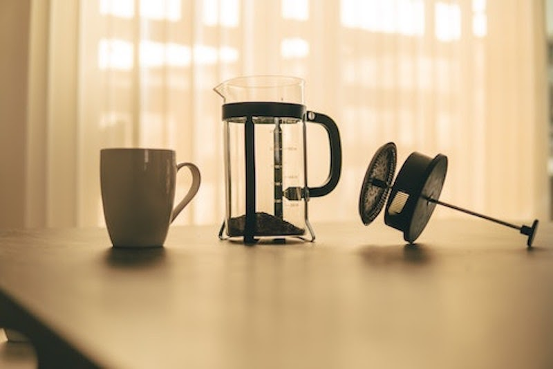 Aeropress vs French Press: What is a French Press?